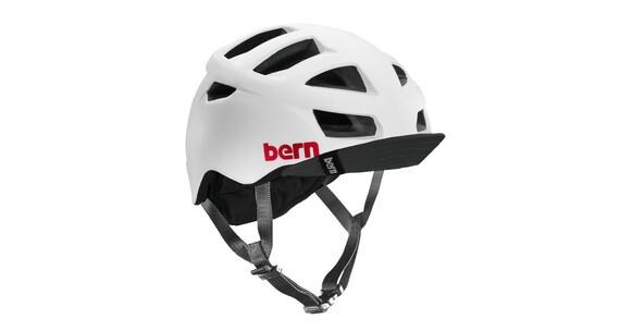 Bern Allston helm incl. Flip-Vizier wit